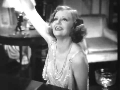 Faithless (1932 film) Tallulah laughs drinks and cries Faithless 1932 YouTube