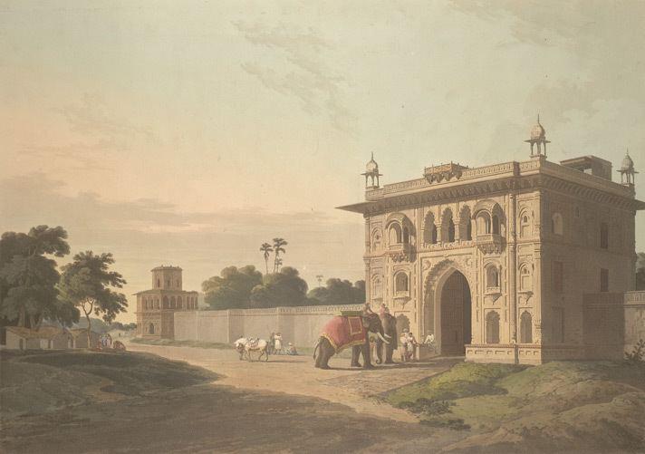 Faizabad in the past, History of Faizabad