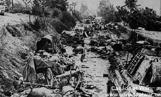 Falaise Pocket Canada at War