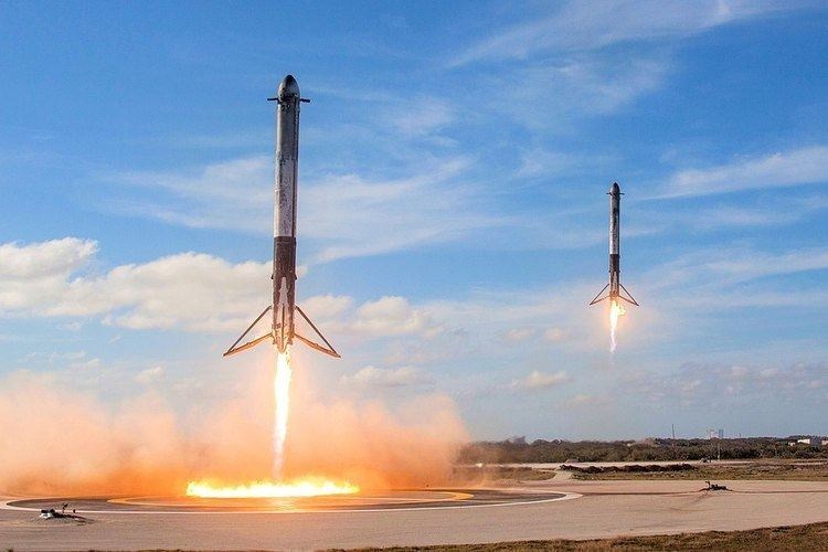 Falcon Heavy Falcon Heavy