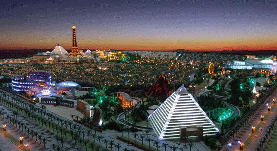 Falconcity of Wonders Falcon City of Wonders Dubai