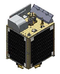 FalconSAT spaceskyrocketdeimgsatfalconsat61jpg