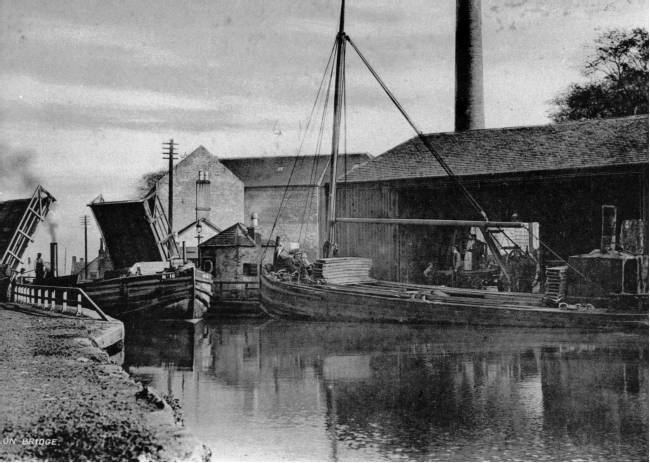 Falkirk in the past, History of Falkirk