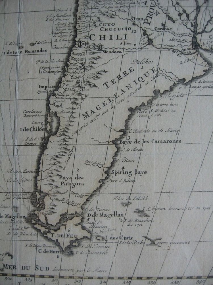 Falkland Islands in the past, History of Falkland Islands