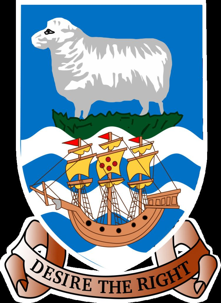 Falkland Islands general election, 2001
