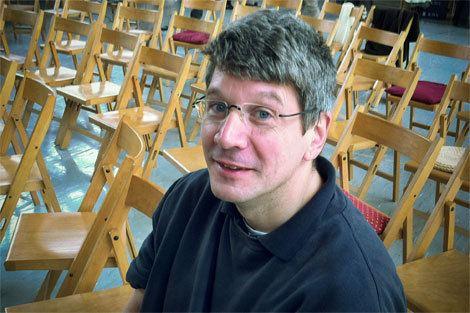 Falko Peschel Freie Schule Christophine in Marbach Begegnung mit Falko Peschel
