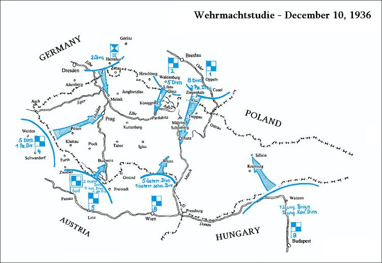 Fall Grün (Czechoslovakia) - Alchetron, the free social