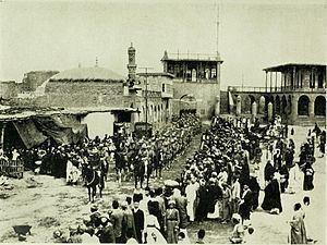Fall of Baghdad (1917) httpsuploadwikimediaorgwikipediacommonsthu