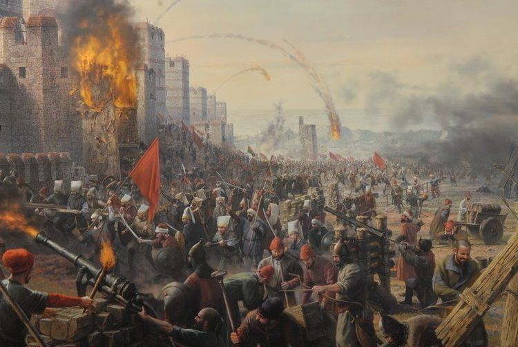 Fall of Constantinople Turkey39s Continuing Siege Remembering the Fall of Constantinople