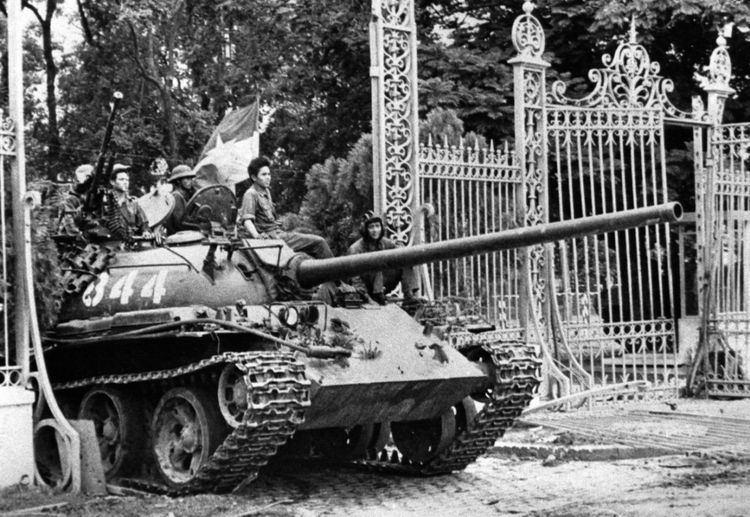 Fall of Saigon Vietnam War The fall of Saigon