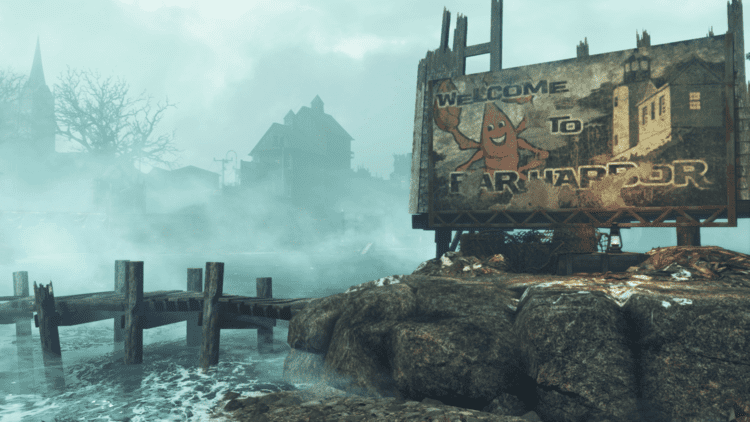 Fallout 4: Far Harbor Explore Fallout39s Far Harbor With These 10 Essential Locations