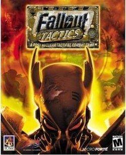Fallout Tactics: Brotherhood of Steel Fallout Tactics Brotherhood of Steel Wikipedia