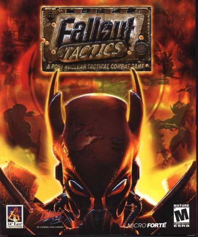 Fallout Tactics: Brotherhood of Steel Fallout Tactics Brotherhood of Steel for Windows 2001 MobyGames