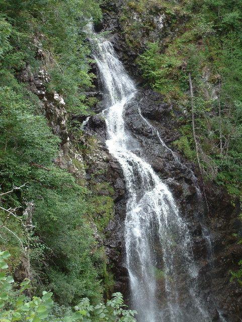 Falls of Divach