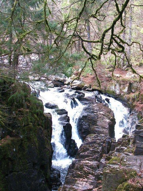Falls of the Braan