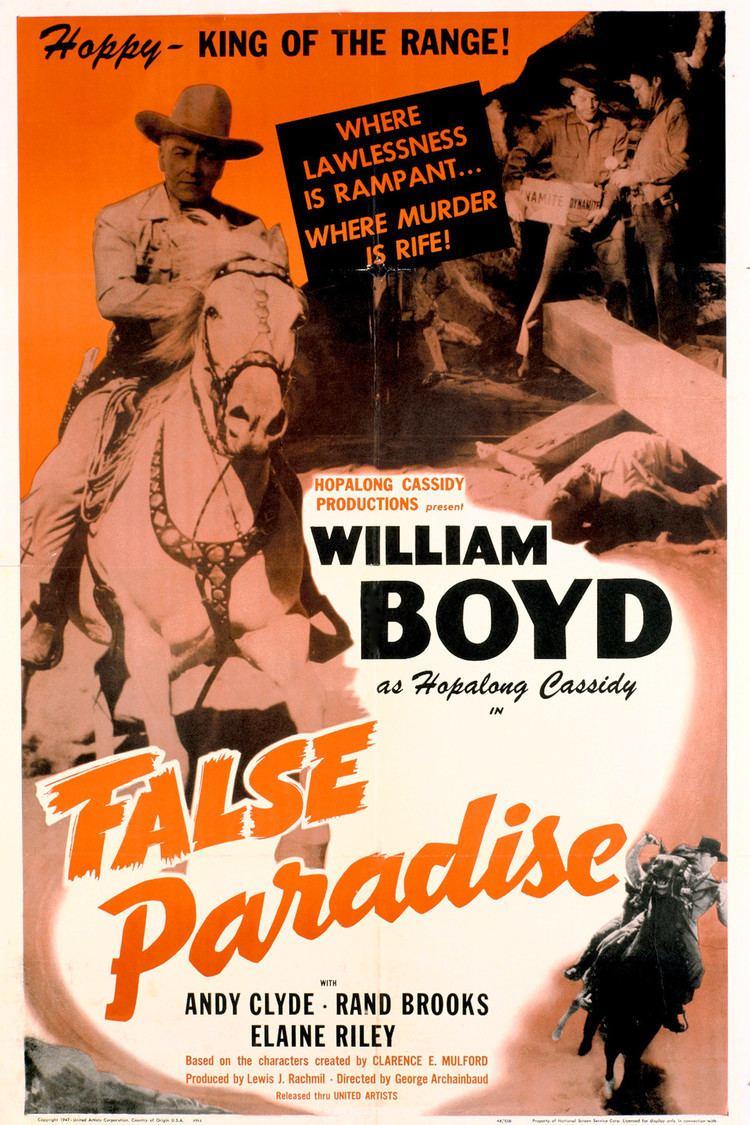 False Paradise wwwgstaticcomtvthumbmovieposters47539p47539