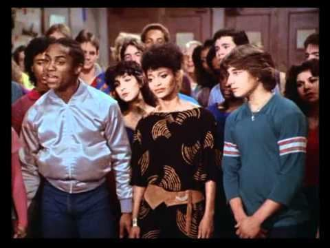 Fame (1982 TV series) Kids From Fame TV Series Starmakerwmv YouTube
