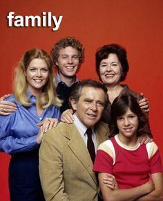 Family (1976 TV series) Sada Thompson Lawyers Nancy dell39olio and TVs