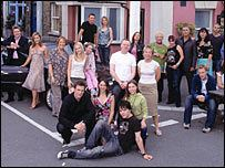 Family Affairs BBC NEWS Entertainment End of the Affairs for Five soap