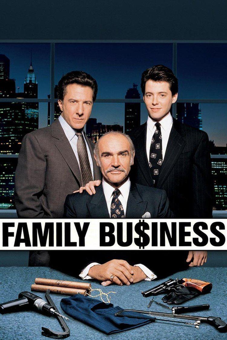 Family Business (film) wwwgstaticcomtvthumbmovieposters12021p12021