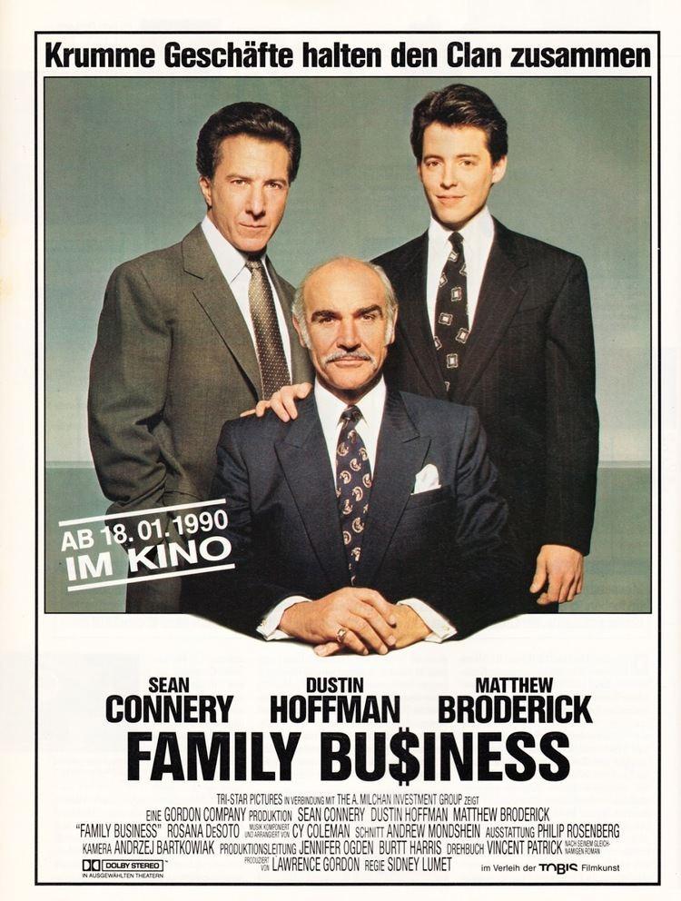 Family Business (film) 80s Movie Posters Filmplakate der 80er January 2013