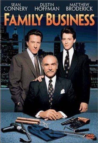 Family Business (film) Amazoncom Family Business Sean Connery Dustin Hoffman Matthew