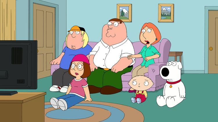Family Guy Family Guy Goliath