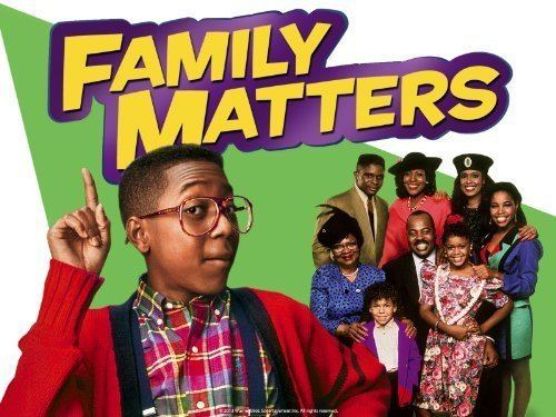 Family Matters Amazoncom Family Matters The Complete Third Season Reginald