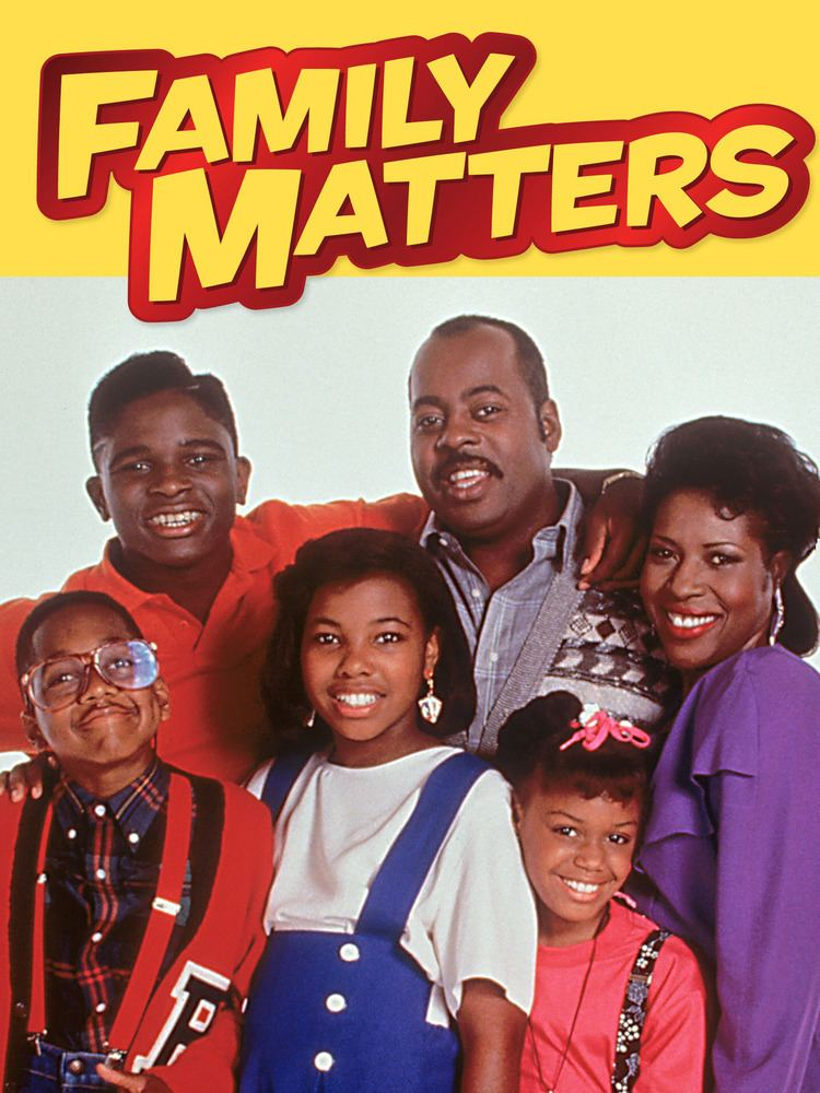 Family Matters Family Matters TV Show News Videos Full Episodes and More
