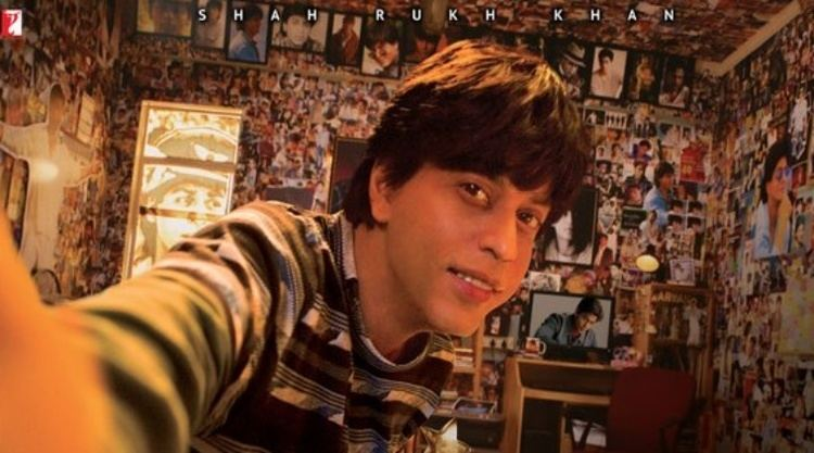 Shah Rukh Khans sabse bada fan Gaurav shares selfie in Fans new