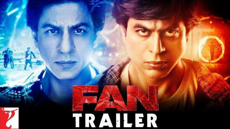 FAN 2016 Indian Movie MYANMORE Yangon