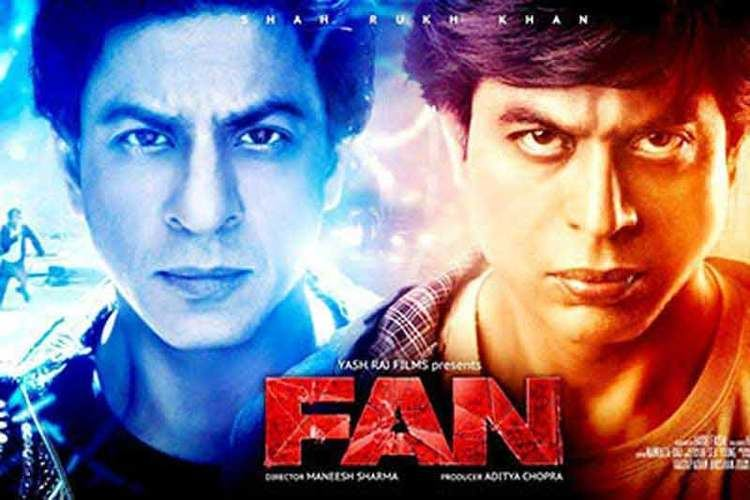 Fan box office collections Shahrukh Khan movies lifetime