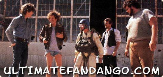Fandango (1985 film) Fandango movie website