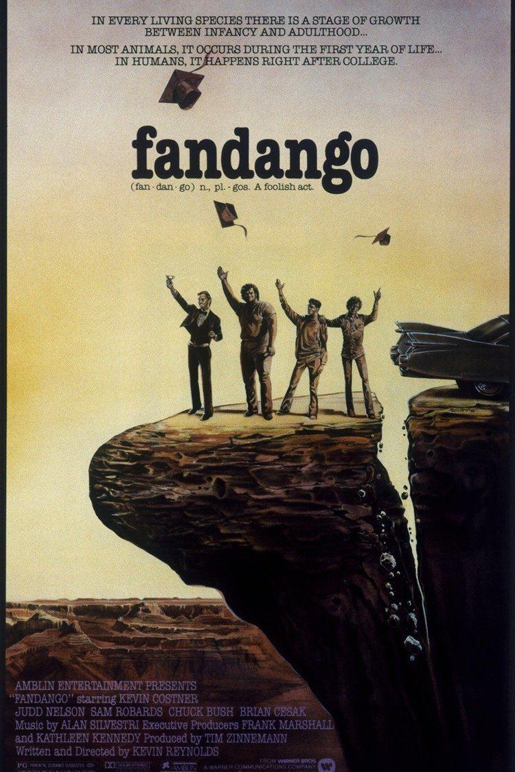 Fandango (1985 film) wwwgstaticcomtvthumbmovieposters8797p8797p