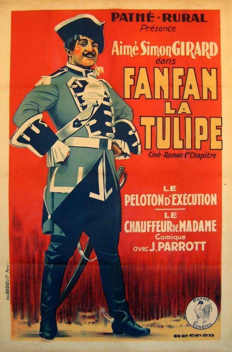 Fanfan la Tulipe (1925 film) Fanfan la Tulipe Film 1925 SensCritique