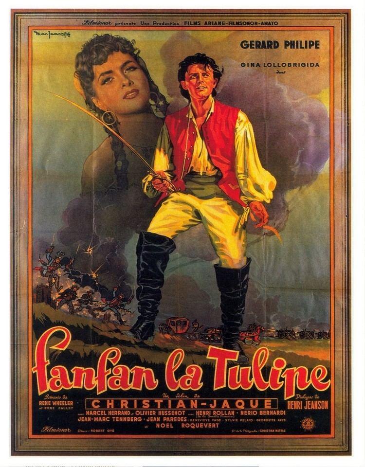 Fanfan la Tulipe Fanfan la Tulipe 1951 uniFrance Films