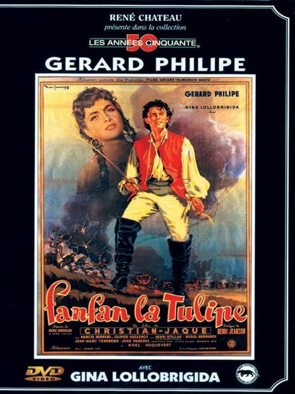 Fanfan la Tulipe Fanfan la Tulipe film 1951 AlloCin