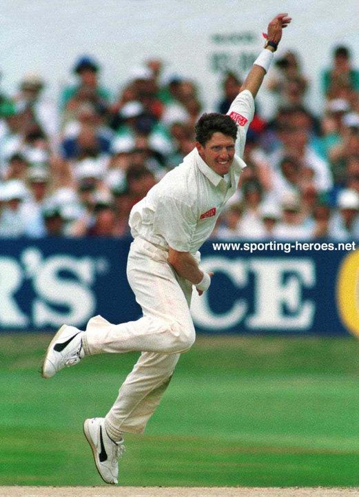 Fanie Devilliers Test Profile 199398 South Africa