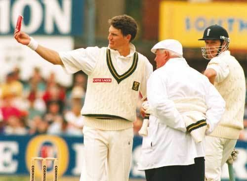 Fanie de Villiers (Cricketer)