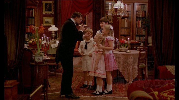Fanny and Alexander Fanny and Alexander Bluray