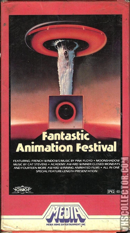 Fantastic Animation Festival vhscollectorcomsitesdefaultfilesvhscoversfan