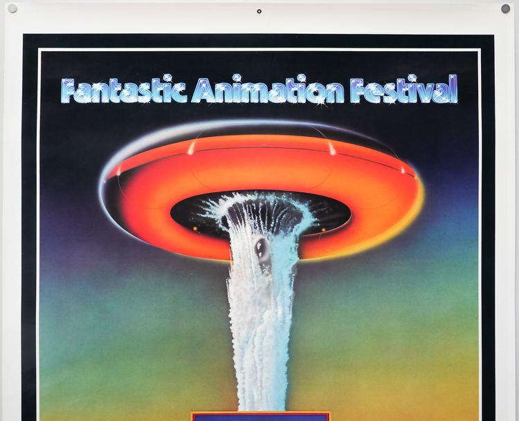 Fantastic Animation Festival Fantastic Animation Festival one sheet USA