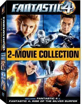 Fantastic Four in film movie poster