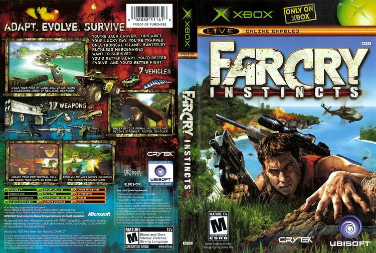 Far Cry Instincts Alchetron The Free Social Encyclopedia