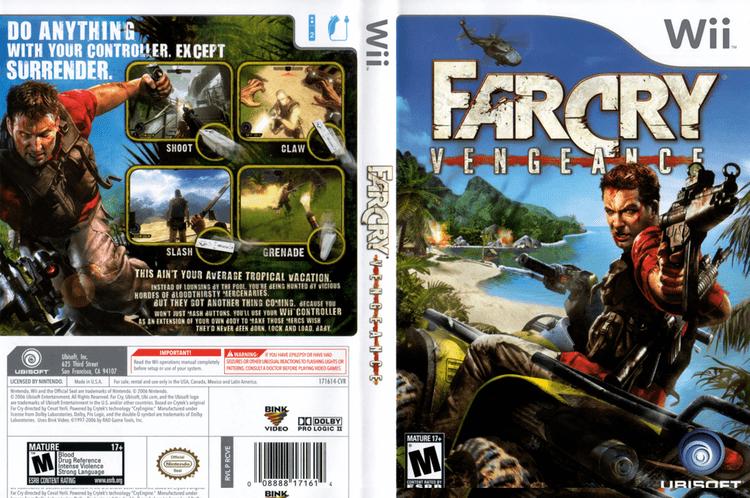 Far Cry Vengeance Alchetron The Free Social Encyclopedia