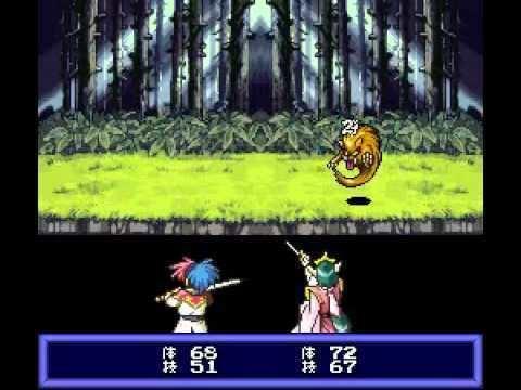 Far East of Eden Zero Let39s Play Far East Of Eden Zero Tengai Makyou Zero Fire Bear
