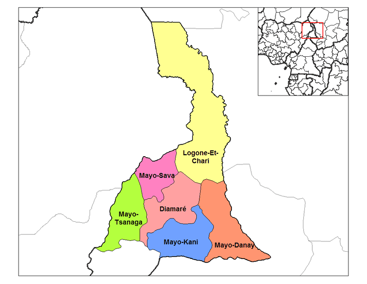 Far North Region (Cameroon) in the past, History of Far North Region (Cameroon)