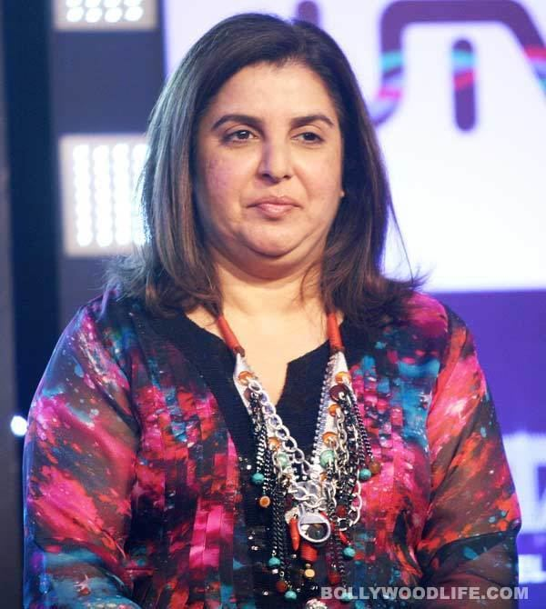 Farah Khan Farah Khan reveals her diet Get Latest News amp Movie