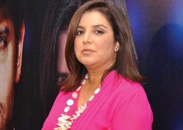 Farah Khan Farah Khan turns item girl NDTV Movies