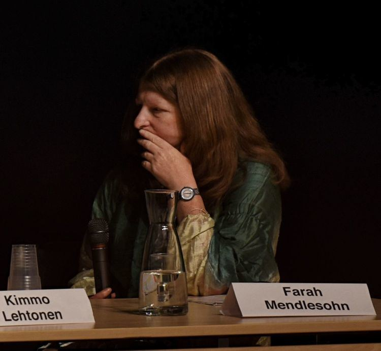 Farah Mendlesohn Farah Mendlesohn Wikipedia